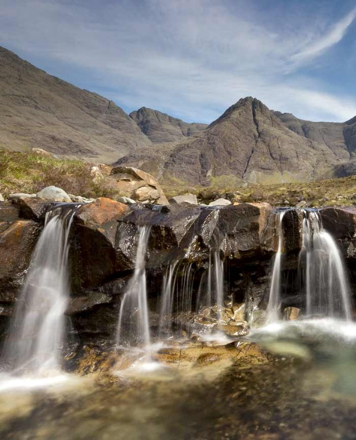 See picturesque scenery on Western Isles holidays