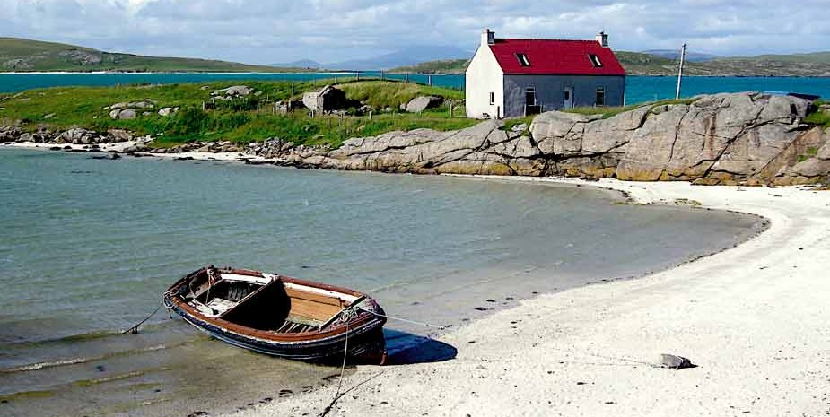 Isle of Barra, Crannag