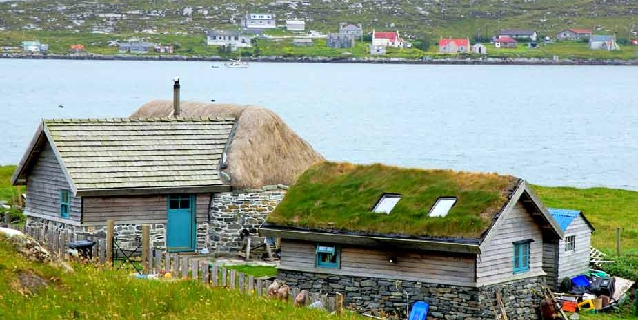 Berneray eco-home