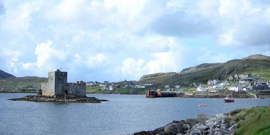 Isle of Barra, Castlebay
