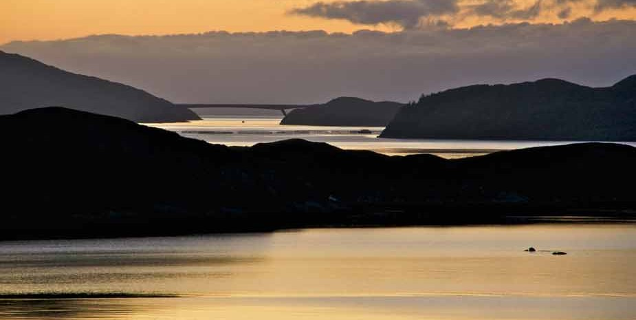 Sunrise - Scalpay - Isle of Harris - Outer Hebrides