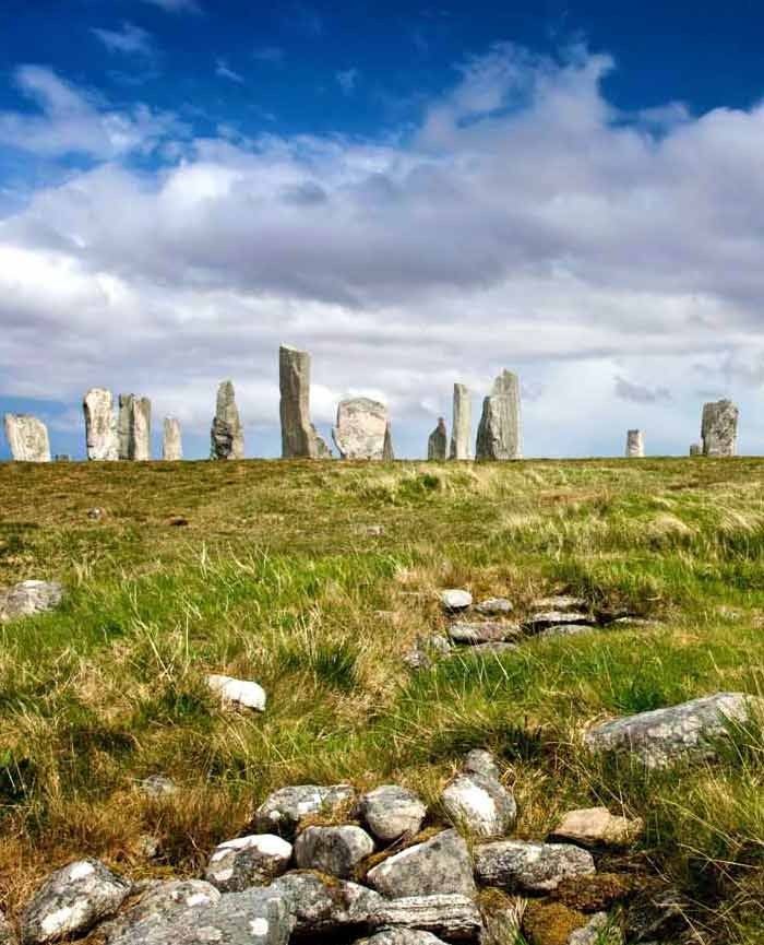 Visit Callanish on your Scottish holiday.