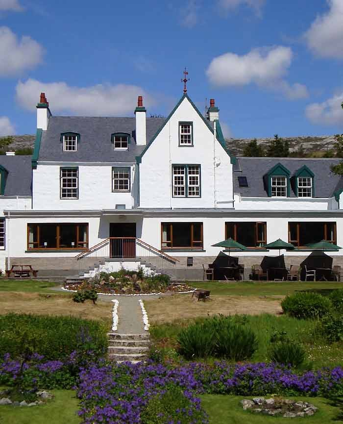 Harris Hotel Tarbert Isle of Harris