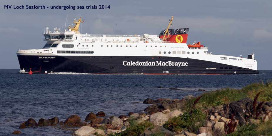 Hebridean Hopscotch Holidays by Calmac ferry between Ullapool and Stornoway