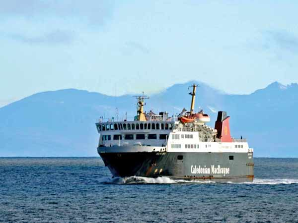 Calmac ferries MV Isle of Lewis
