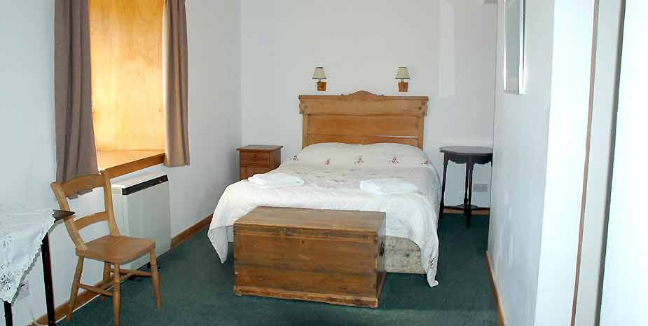 Baile na Cille Guest House bedroom