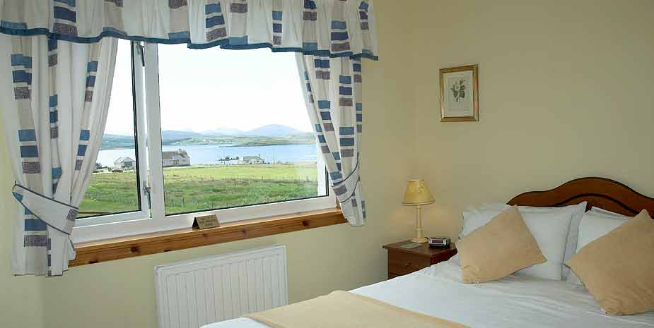 Loch Roag Guest House typical bedroom
