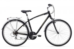 Giant Cypress City Actual bike may vary a little according to model year.